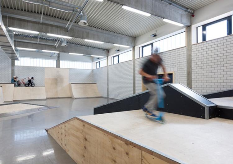 Archivo: Arquitectura y Skate