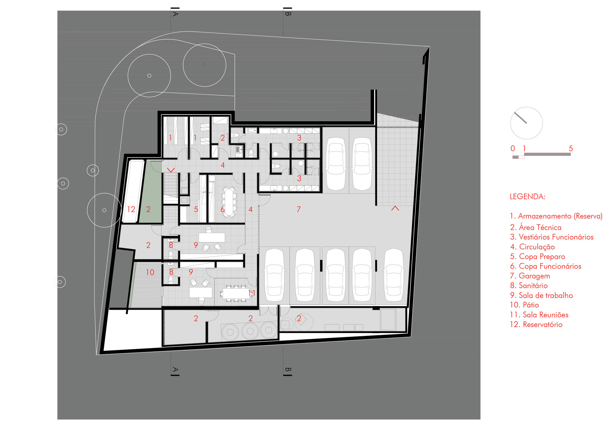 Gallery of aigai spa 22 for Plantas salon