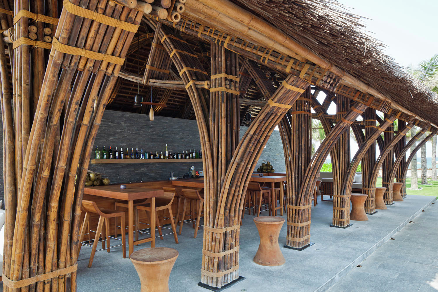 Gallery Of Naman Retreat Beach Bar Vtn Architects 11