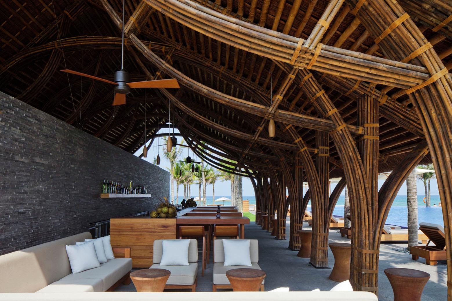 Gallery of naman retreat beach bar vtn architects 3 for Beach bar design