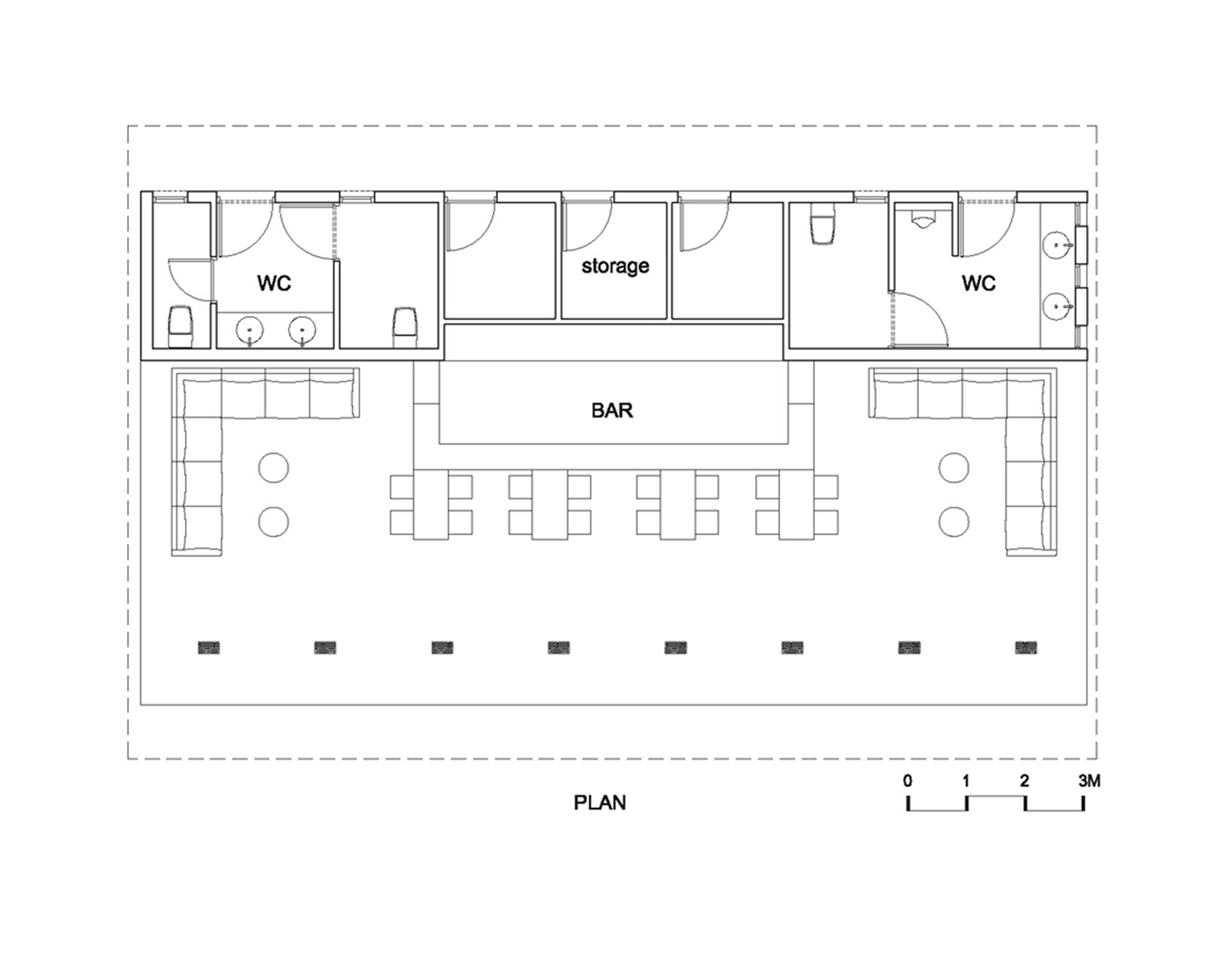 Gallery Of Naman Retreat Beach Bar Vtn Architects 16