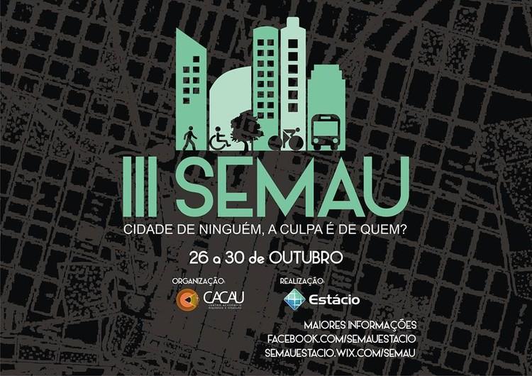 Centro Universitário do Ceará promove a 3° Semana de Arquitetura e Urbanismo