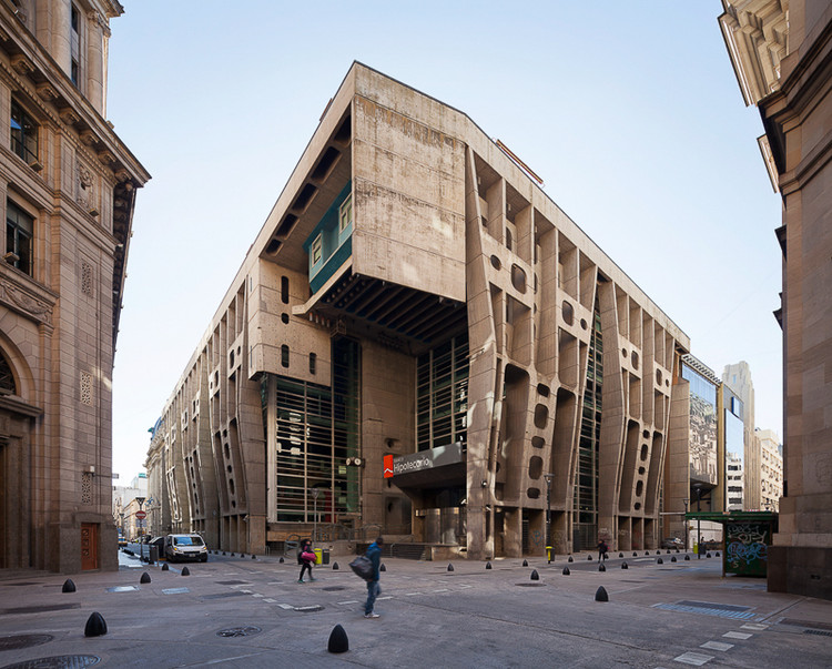 AD Classics: Bank of London and South America / Clorindo Testa + SEPRA, © Federico Cairoli