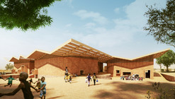 Francis Kéré Designs Education Campus for Mama Sarah Obama Foundation in Kenya
