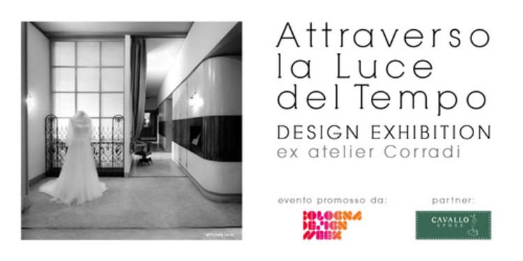 """Exposición """"A través de la luz del tiempo"""" / Bolonia"""