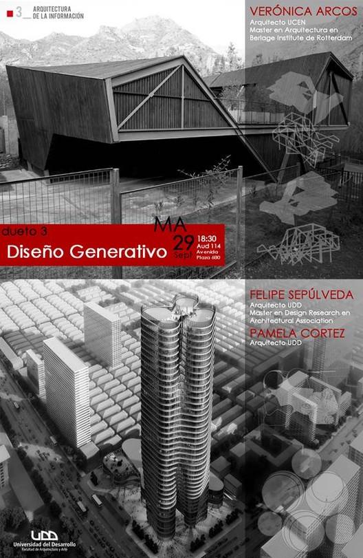 Dueto 3: Diseño Generativo / Santiago