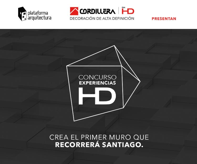 Concurso Experiencias HD / Cordillera: ¡Diseña tu muro y gana un Ipad Mini!