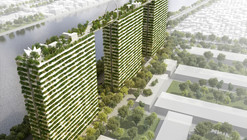 Vo Trong Nghia Architects' Diamond Lotus Brings Greenery to Ho Chi Minh City