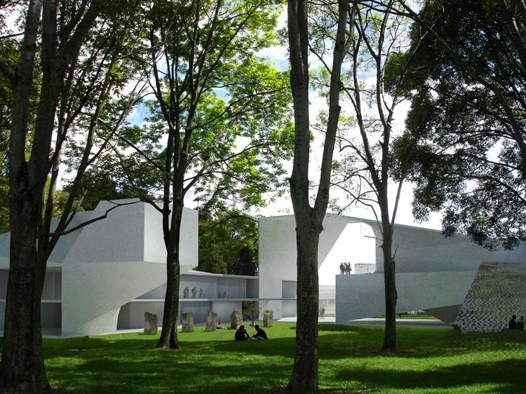 Primera obra de Steven Holl en Latinoamérica es premiada entre los mejores proyectos de Colombia, © Steven Holl Architects