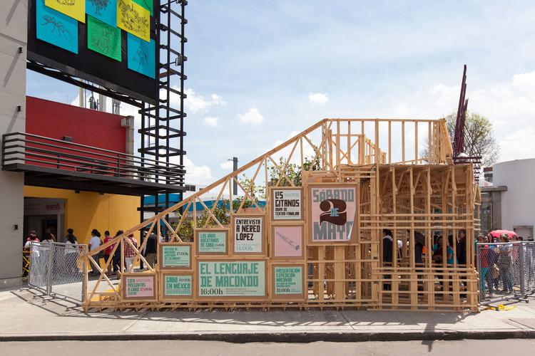 MACONDO Pavilion Architecture / Manuel Villa Arquitectos + Oficina Informal, © Santiago Pinyol