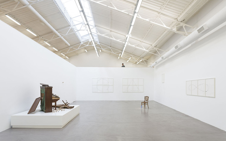 Galeria de Arte em Buenos Aires /  Nicolás Fernández Sanz, © Javier Agustín Rojas