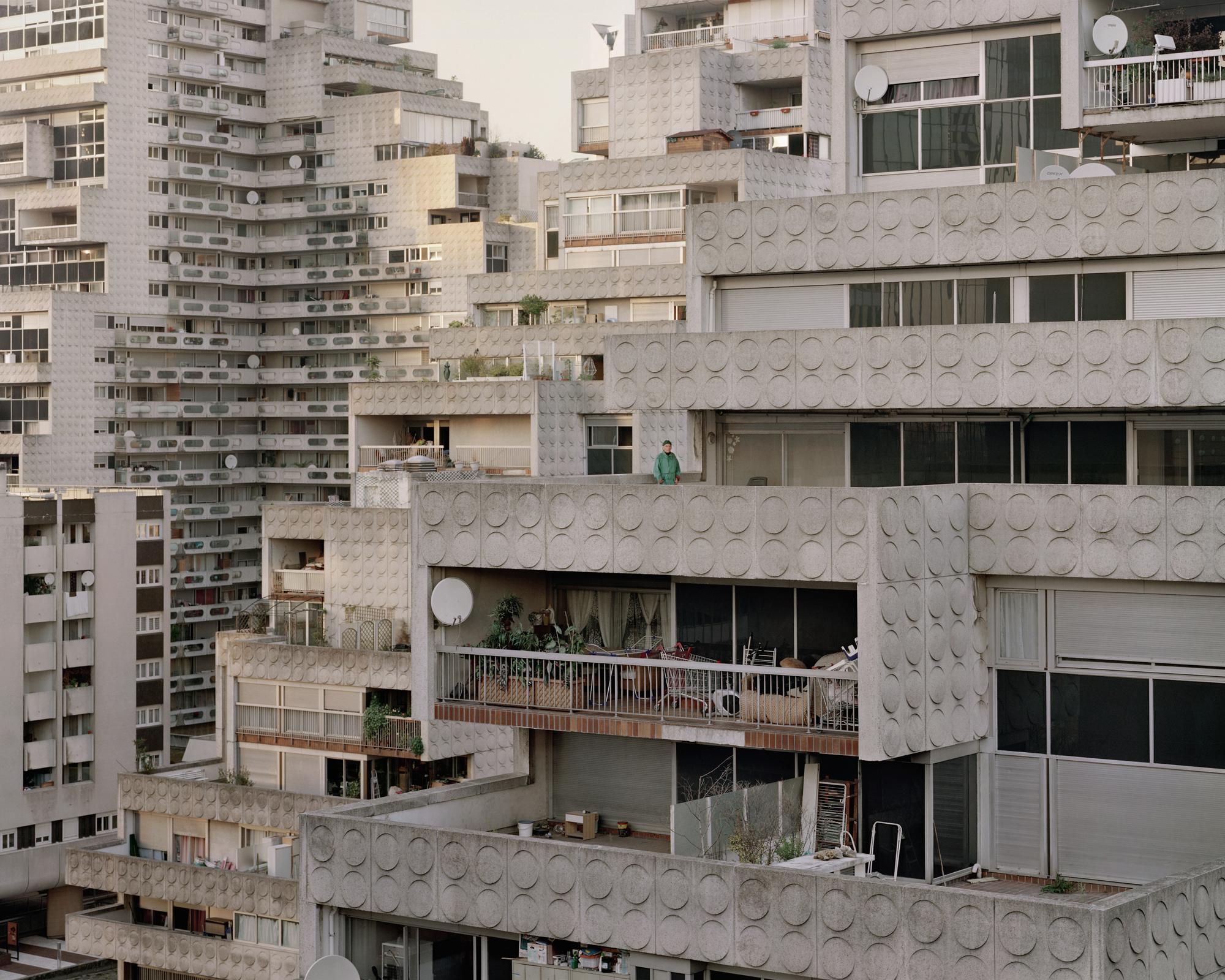 Galeria De O Sonho Ut 243 Pico De Ricardo Bofill Conjuntos P 243 S Modernos Em Noisy Le Grand 14
