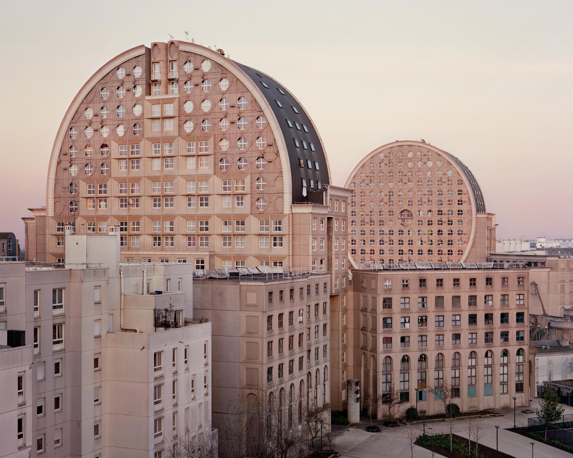 Gallery of a utopian dream stood still ricardo bofill 39 s for Le architecte