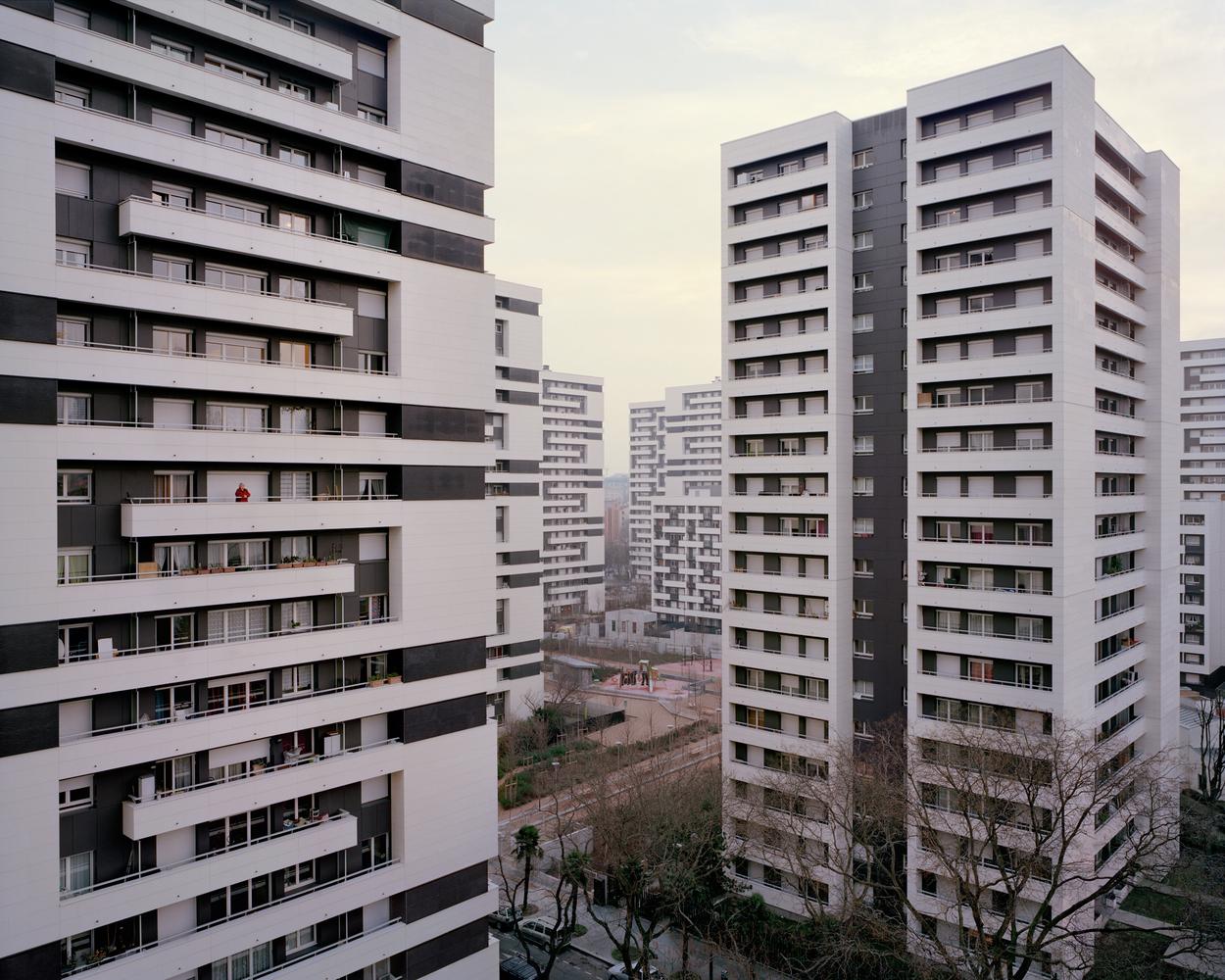 Noisy Le Grand Architecture gallery of a utopian dream stood still: ricardo bofill's