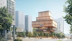 Herzog & de Meuron diseñan nueva galería de arte en Vancouver