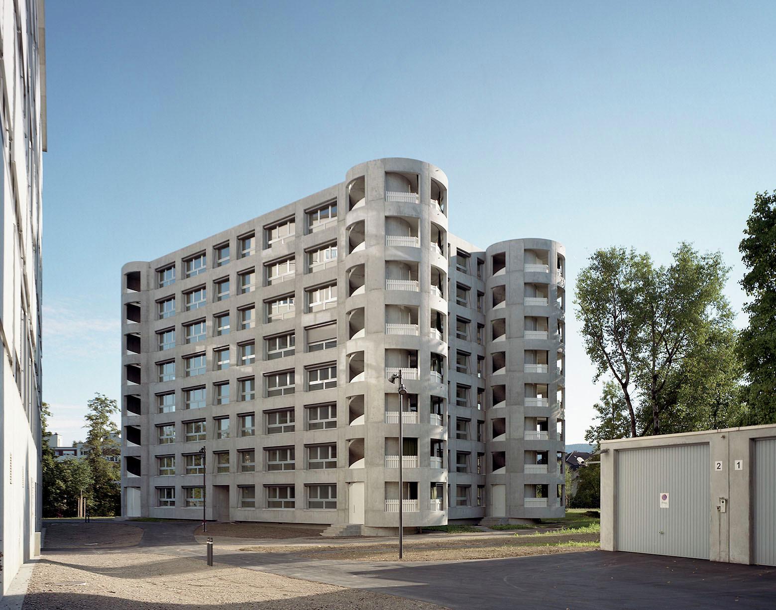 Zellwegerpark uster herzog de meuron archdaily for Architecture suisse