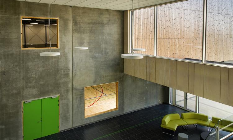 Hjørring Arena / LUMO Architects, © Jesper Balleby
