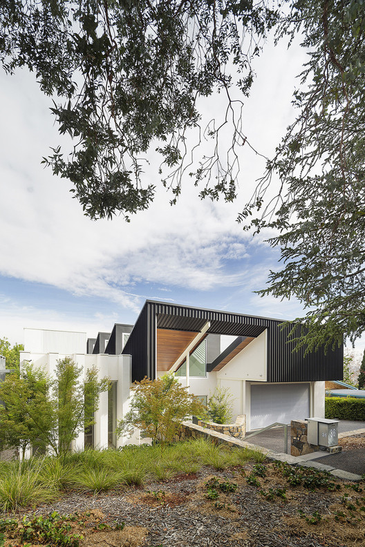 Constable House T Aa Archdaily Brasil