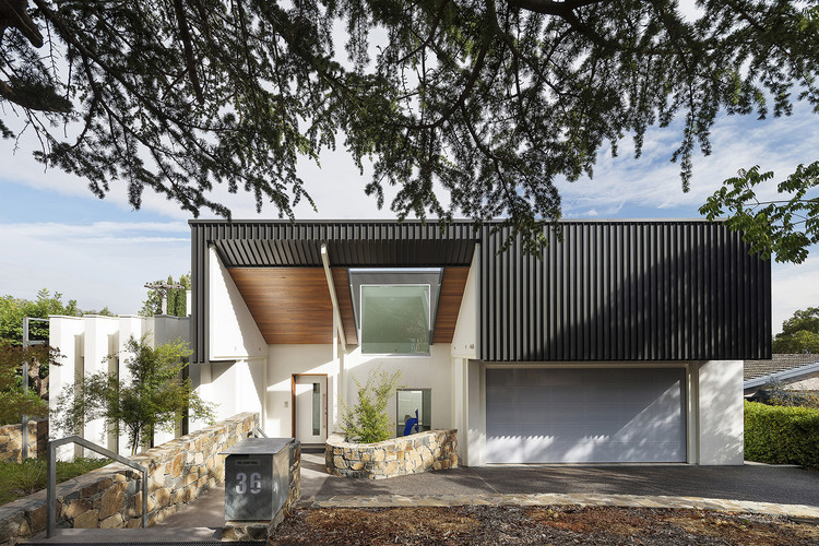 Constable House / T+AA, © John Gollings