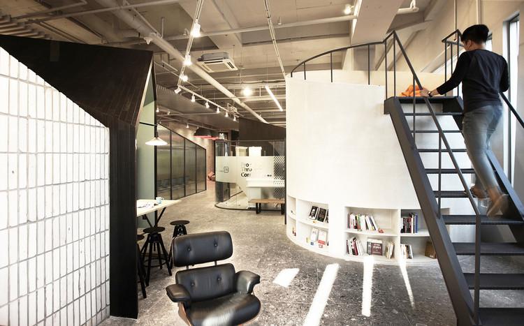 Consultora AlpenRoute / Minsoo Lee + Studio Unmet, © Studio Unmet