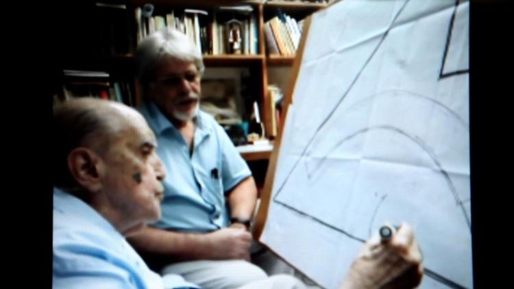 """""""Oscar Niemeyer - A luta é longa"""" encerra o Arquiteturas Film Festival Lisboa 2015, Jair Valera, que irá prestigiar primeira exibição internacional de documentário """"A luta é longa"""", com Oscar Niemeyer"""