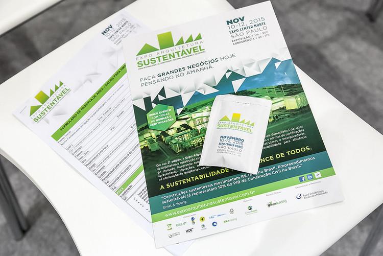 Abertas as inscrições para Expo Arquitetura Sustentável, © ©Expo Arquitetura Sustentável