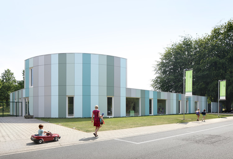 Daycare Centre / WE-S architecten, © Filip Dujardin