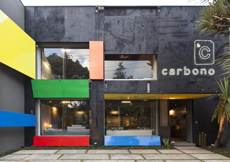 Carbono / SuperLimão Studio, © Maíra Acayaba