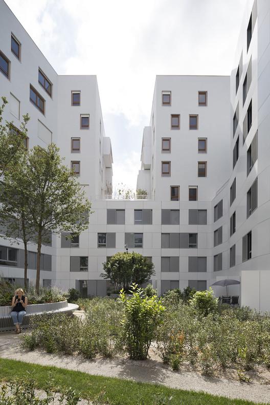 Macrolot E10 / MAAST + aasb + toa | architectes associés + David Besson-Girard, © Cécile Septet
