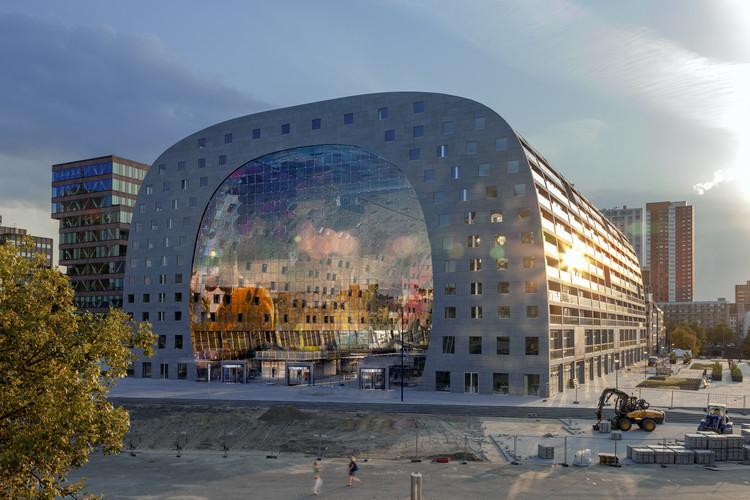 MVRDV's Markthal Rotterdam Wins European Property Award, © Daria Scagliola+Stijn Brakkee