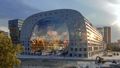 MVRDV's Markthal Rotterdam Wins European Property Award