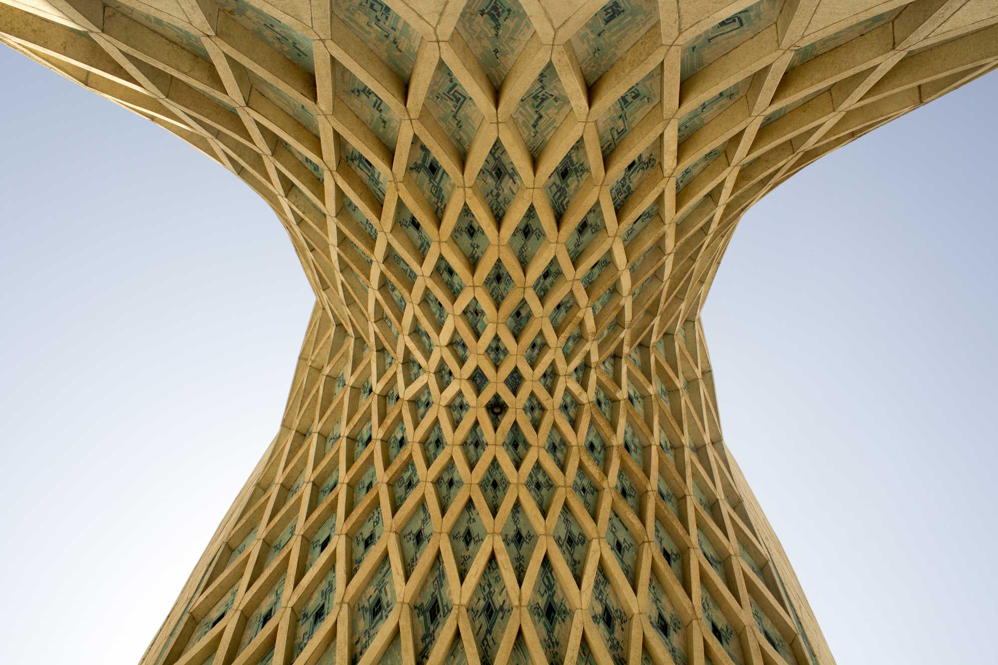 Gallery Of Ad Classics Azadi Tower Hossein Amanat 3