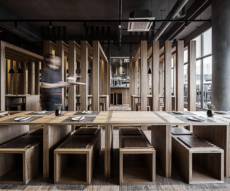 Fun. Noodle Bar / Fanbo Zeng, © Chao Zhang & Yishan Lin
