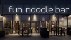 Fun. Noodle Bar / Fanbo Zeng