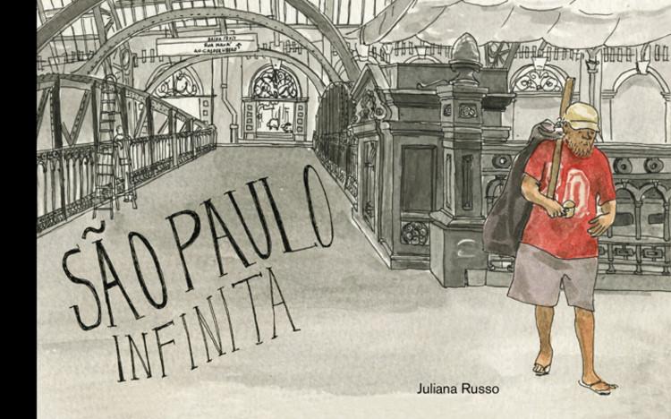 São Paulo infinita / Juliana Russo, © Editora Gustavo Gili Brasil