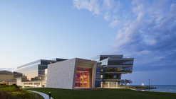 Northwestern University Ryan Center / Goettsch Partners