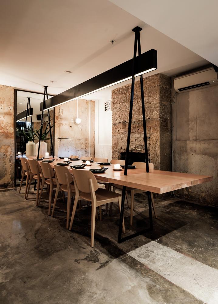 2015 Restaurant Bar Design Award Winners AnnouncedACME Australia Luchetti Krelle