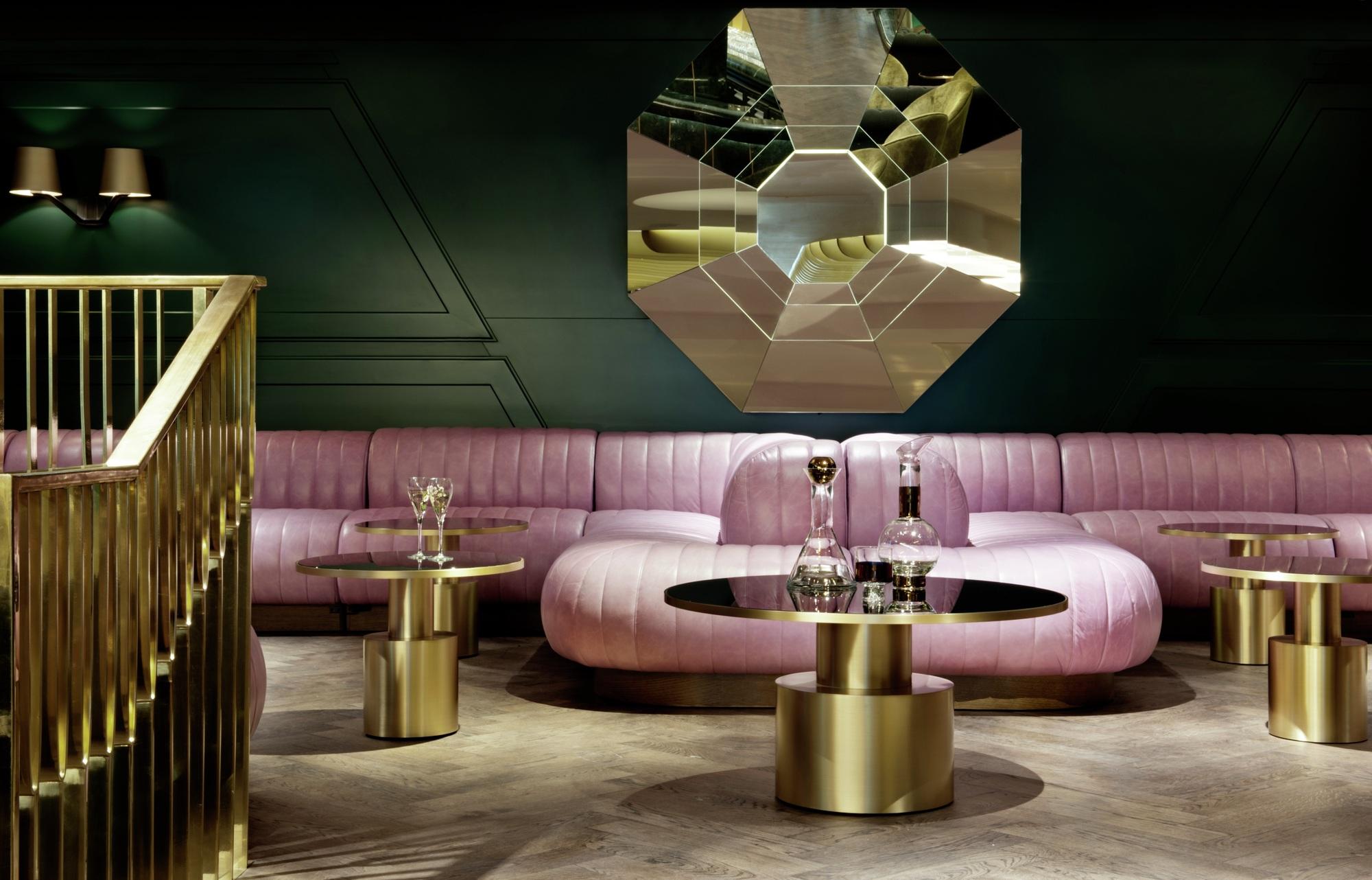 Dandelyan London Design Research Studio Image Courtesy Of The Restaurant Bar
