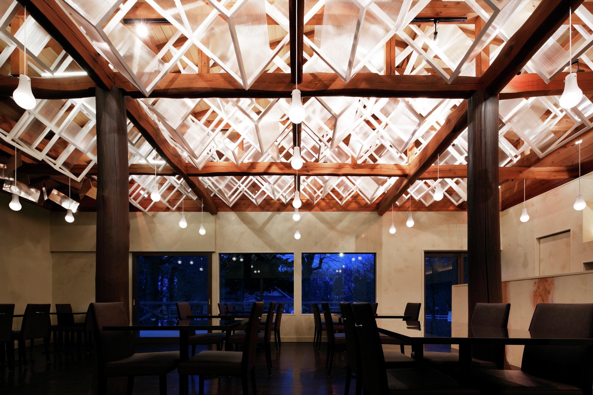 Gallery of restaurant bar design award winners