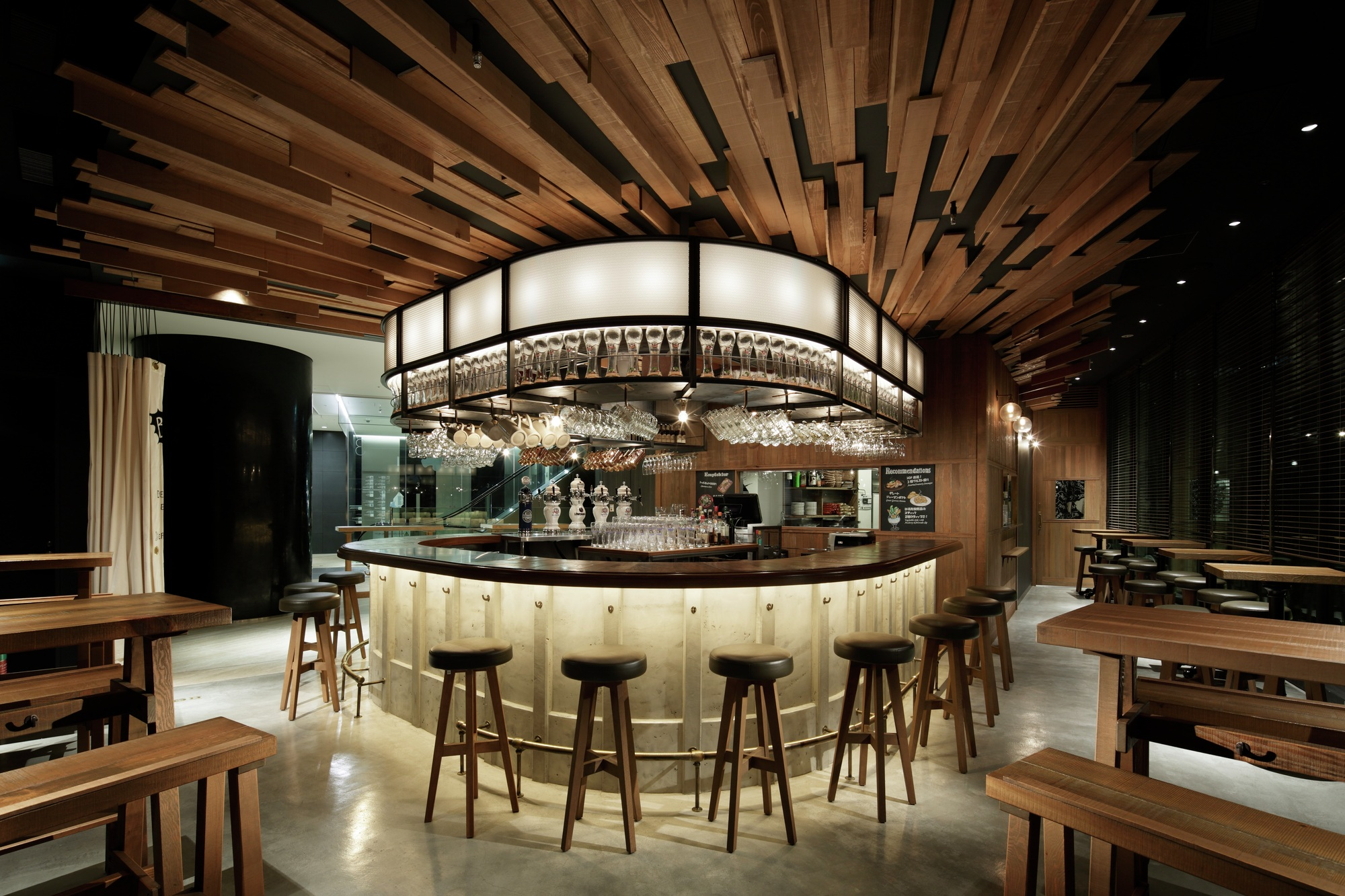 Beautiful Bar Design Part - 4: Image Courtesy Of The Restaurant U0026 Bar Design Awards