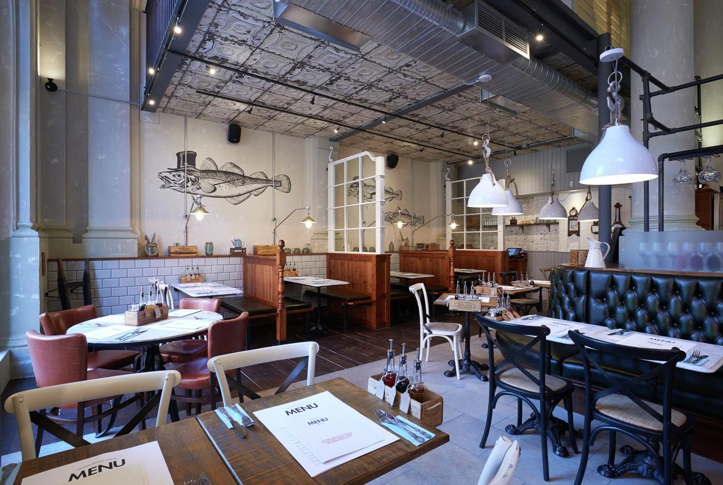 Gallery Of 2015 Restaurant Bar Design Award Winners Announced 24