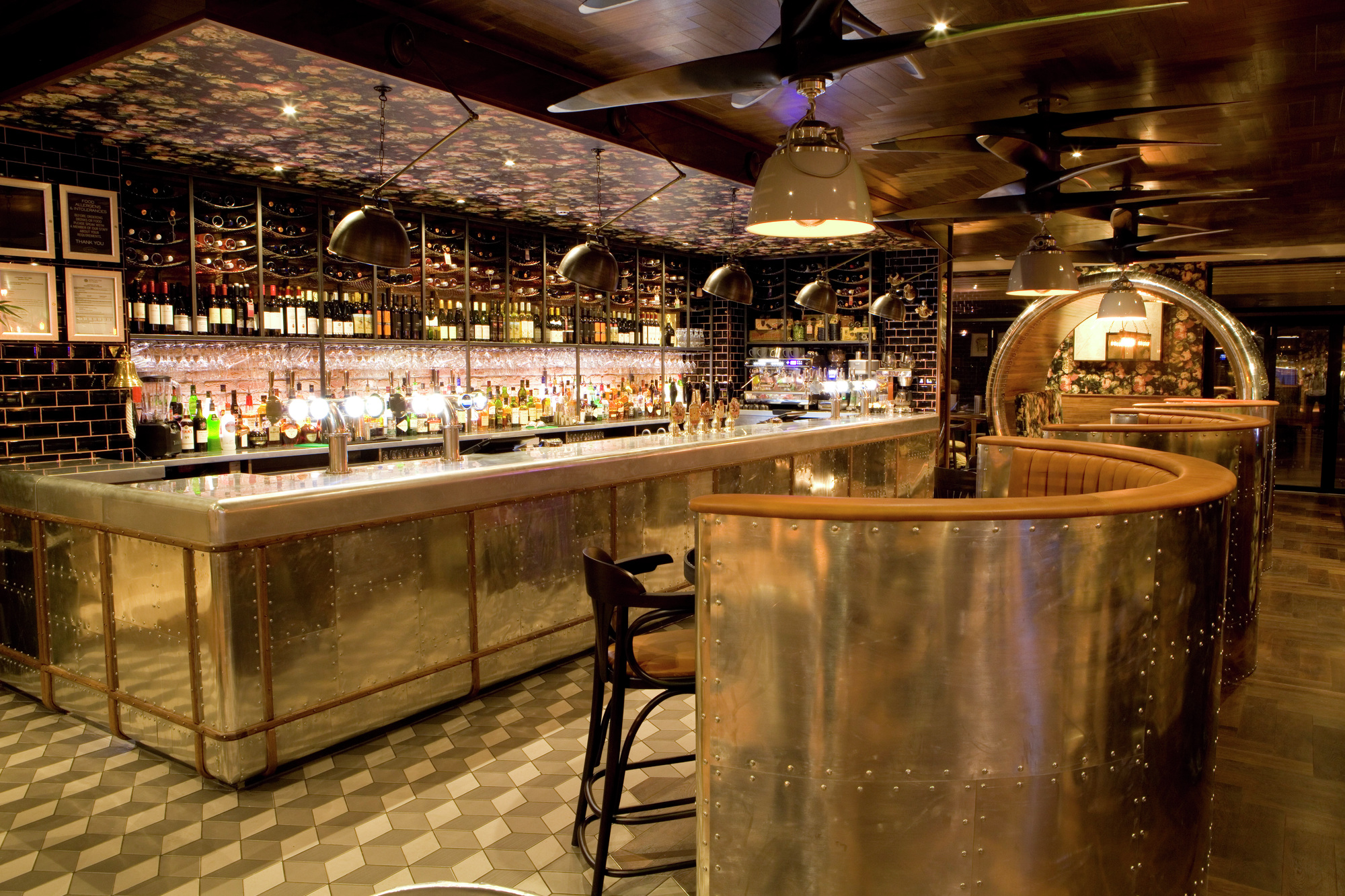 Gallery Of 2015 Restaurant Amp Bar Design Award Winners