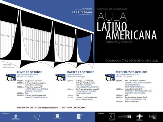 Seminario de arquitectura aula latinoamericana registros for Aulas web arquitectura