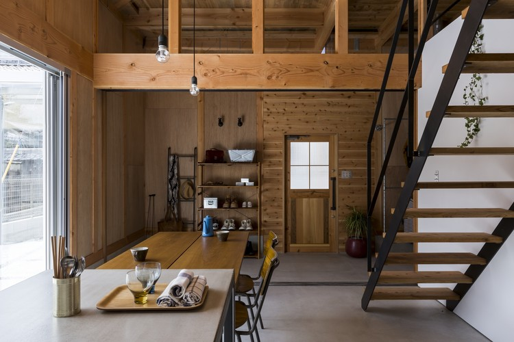 Ishibe House / ALTS Design Office , Courtesy of ALTS Design Office