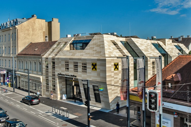 Raiffeisen Forum Mödling / x42 Architektur, © AnnA BlaU
