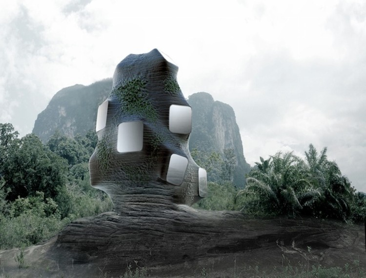 Kickstarter by New-Territories M4 Addresses New Forms of Ownership in Architecture, Courtesy of New-Territories M4