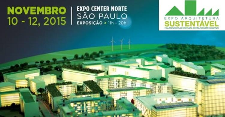 Expo Arquitetura Sustentável em São Paulo, © Expo Arquitetura Sustentável