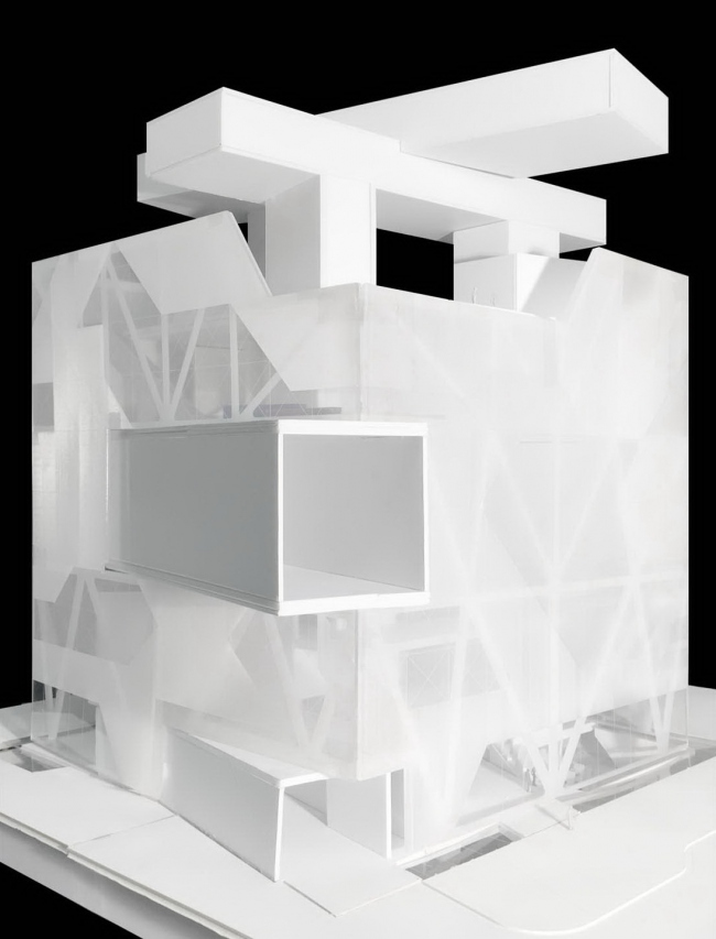 Gallery of Asymptote Unveils Plans for Hermitage Museum and New
