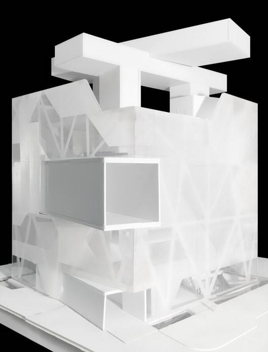 Asymptote divulga projeto para o Hermitage Museum em Moscou, Hermitage Modern Contemporary. Imagem © Asymptote - Hani Rashid & Lise Anne Couture