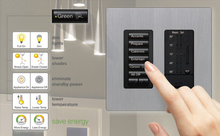 Ahorro energético en viviendas a través de la automatización de sus sistemas, Cortesía de Lutron